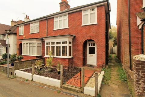 3 bedroom semi-detached house for sale - Lower Queens Road, TN24