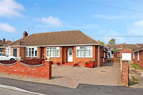 2 bedroom semi-detached bungalow for sale - Valley Road, New Costessey, Norwich, Norfolk, NR5