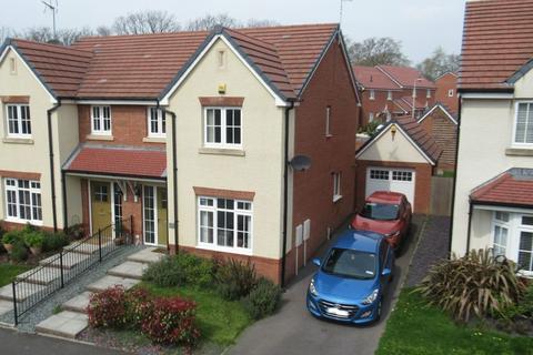 3 bedroom semi-detached house for sale - 15 Brynteg Green, Beddau CF38 2QA