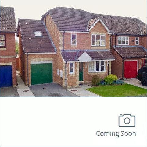 4 bedroom detached house for sale - West Green Drive, Pocklington