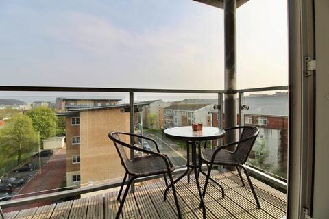 1 bedroom apartment for sale - Heol Staughton, Cardiff Bay, Cardiff, CF10 5FS