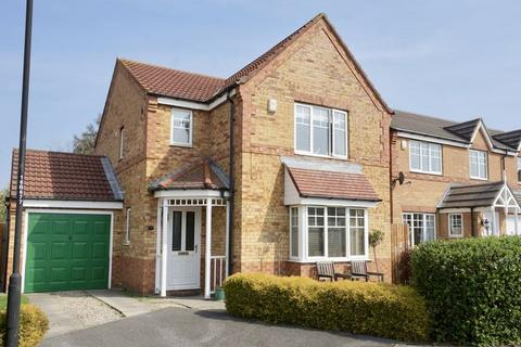 3 bedroom detached house for sale - Bede Close, Holystone