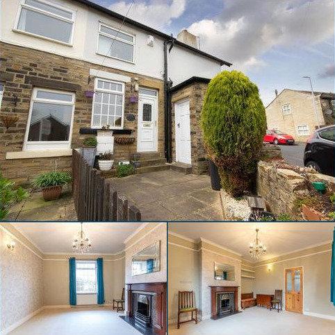 1 bedroom semi-detached house for sale - Hopkinson Street, Holmfield, HALIFAX, West Yorkshire, HX3