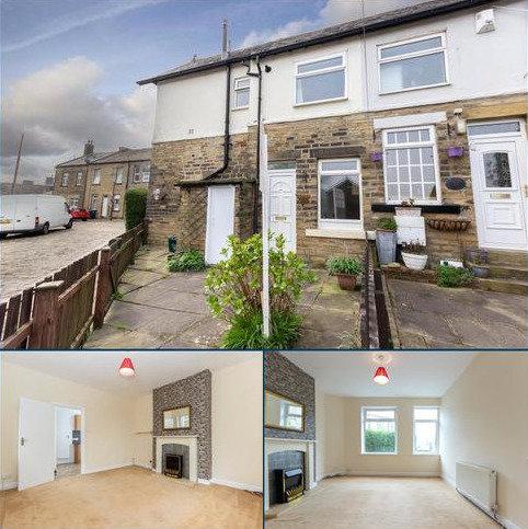 2 bedroom semi-detached house for sale - Hopkinson Street, Holmfield, HALIFAX, West Yorkshire, HX3