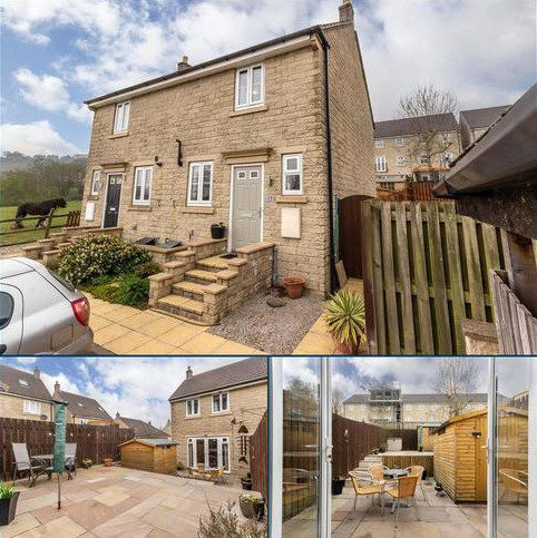 2 bedroom semi-detached house for sale - Barley Field Square, Fountain Head Village, HALIFAX, West Yorkshire, HX2