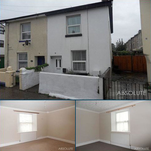 2 bedroom semi-detached house to rent - Warberry Vale, Ellacombe, Torquay