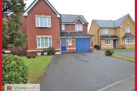 4 bedroom house to rent - Dewberry Grove, Rogerstone,