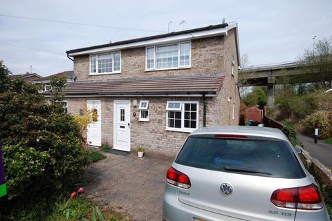 2 bedroom semi-detached house for sale - Millfield Drive, Cowbridge, Vale of Glamorgan, CF71 7BR