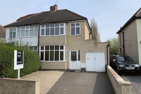 3 bedroom semi-detached house to rent - Blackburn Avenue, Claregate, Wolverhampton