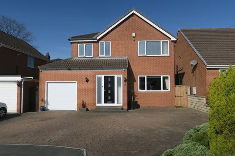 4 bedroom detached house for sale - Waterhouse Drive, East Ardsley, Wakefield