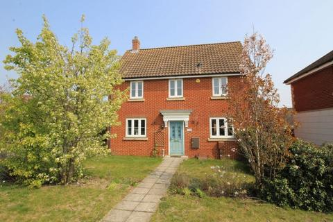 3 bedroom detached house for sale - Lord Nelson Drive, Costessey, Norwich
