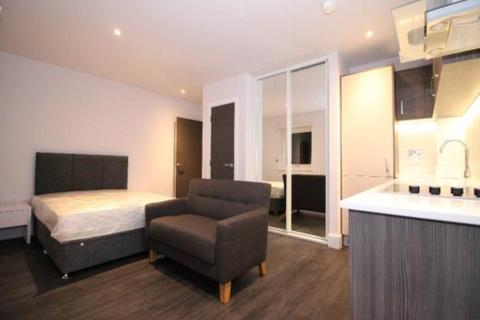Studio to rent - Aria Apartments, Chatham Street, Leicester,