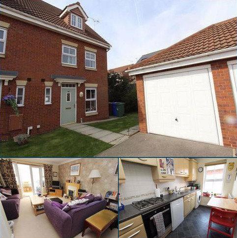 3 bedroom end of terrace house for sale - Bilsdale Court, Bridlington, YO16