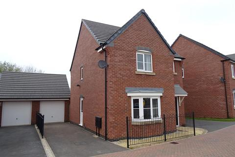 3 bedroom detached house for sale - Jackson Road, Bagworth, Coalville