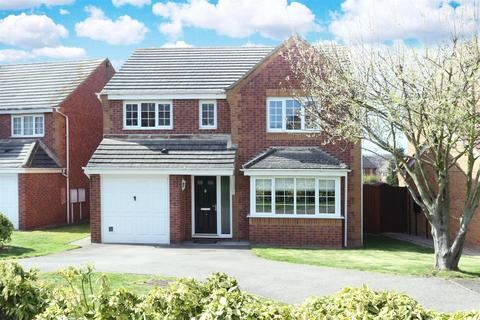 4 bedroom house for sale - Long Brimley Close, Market Harborough