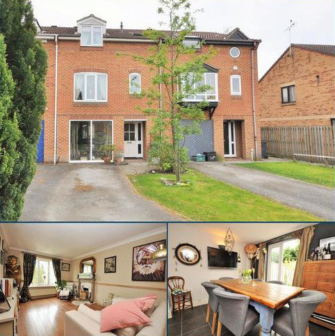 3 bedroom townhouse for sale - Ebsay Drive, Clifton Moor, York, YO30 4XR