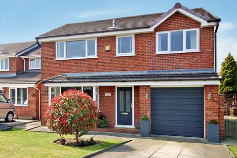 4 bedroom detached house for sale - Monmouth Close, Woolston, Warrington, WA1