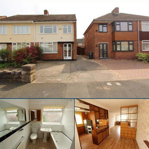 3 bedroom semi-detached house to rent - Finchmead Road,  Tile Cross