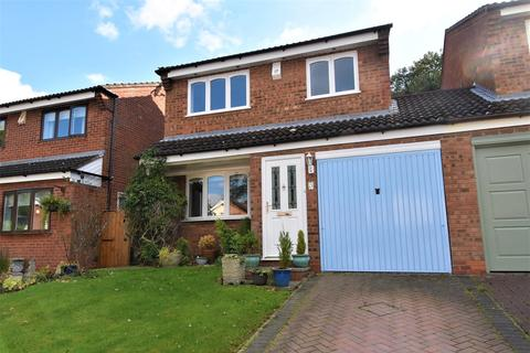 3 bedroom link detached house for sale - Nursery Drive, Kings Norton, Birmingham, B30