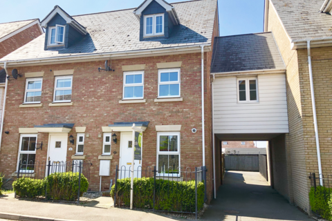 4 bedroom townhouse for sale - Warley Close, Braintree, CM7