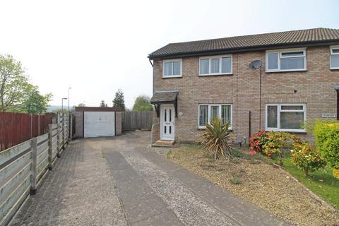 3 bedroom semi-detached house for sale - Edward Clarke Close, Danescourt