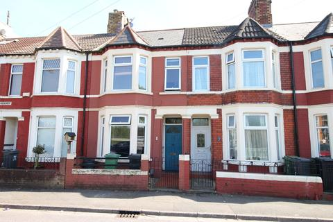 2 bedroom terraced house to rent - Clarence Embankment, Cardiff Bay