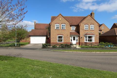 4 bedroom detached house for sale - Swift Way, Brackley