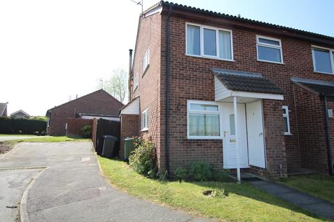 1 bedroom terraced house to rent - Snowdon Close, Shepshed