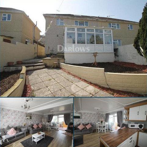 3 bedroom end of terrace house for sale - Gardner Close, Glyncoch