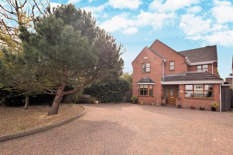 4 bedroom detached house for sale - Oakfields Way, Catherine-de-Barnes, Solihull, B91 2TR