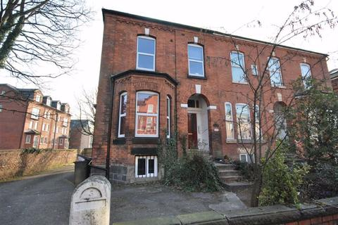 Studio to rent - Mauldeth Road West, Manchester