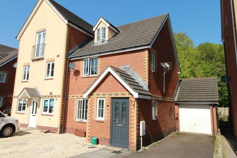 3 bedroom semi-detached house for sale - Chirk Close, Newport, NP10