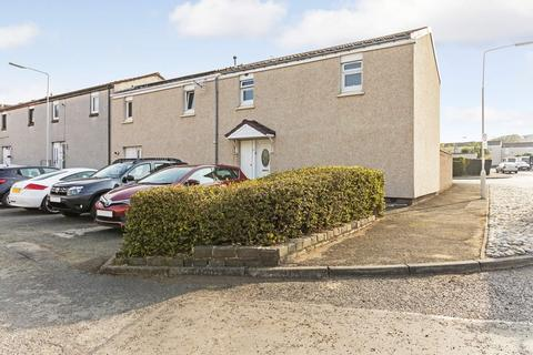 2 bedroom end of terrace house for sale - 38 Meldrum Court, Dunfermline, KY11 4XS