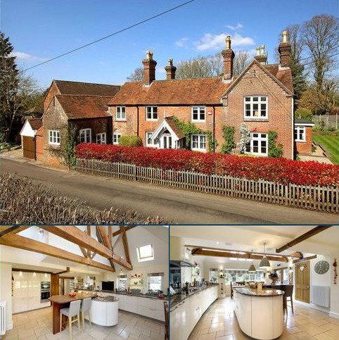 6 bedroom detached house for sale - Rectory Road, Oakley, Basingstoke, Hampshire, RG23