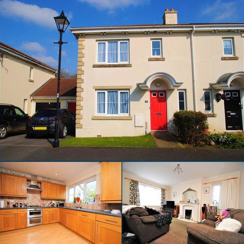 3 bedroom semi-detached house for sale - Meadow Brook, Roundswell