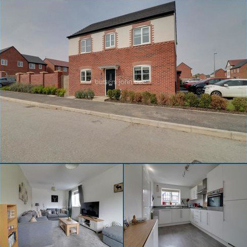 3 bedroom detached house for sale - Shaw Drive, Winsford
