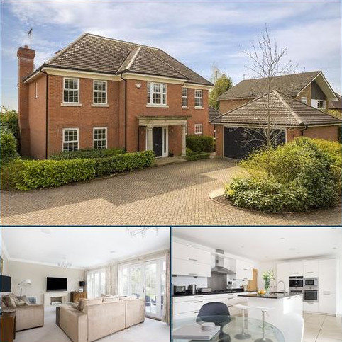 6 bedroom detached house for sale - Knowle Wood Road, Dorridge, Solihull, West Midlands, B93