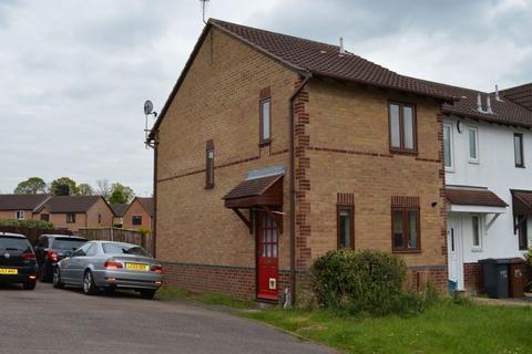 2 bedroom end of terrace house to rent - Braemar Crescent, East Hunsbury, Northampton NN4 0FG