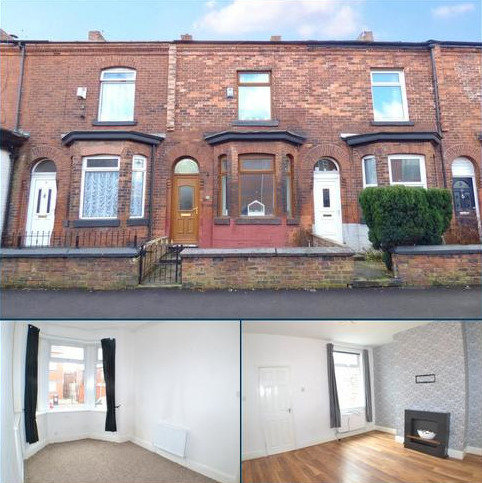 2 bedroom terraced house to rent - Hardman Lane, Failsworth, Manchester, M35
