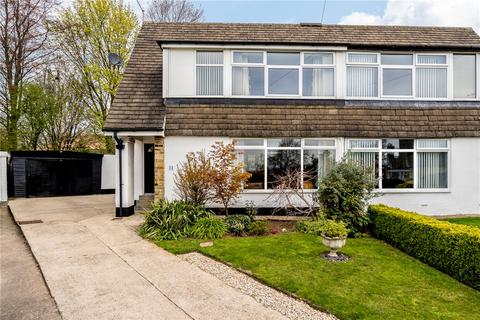 3 bedroom semi-detached house for sale - Greystones Close, Aberford, Leeds, West Yorkshire