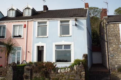 3 bedroom end of terrace house for sale - 426 Mumbles Road, Mumbles, Swansea, SA3 4BY