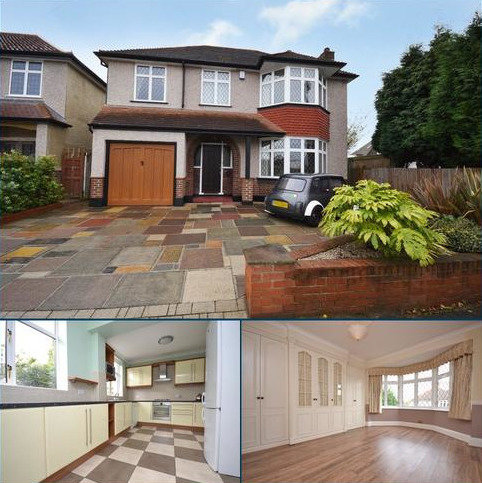 4 bedroom detached house for sale - Darrick Wood Road Orpington BR6
