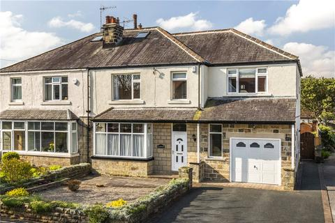 4 bedroom semi-detached house for sale - Netherwood, Holyoake Avenue, Bingley, West Yorkshire
