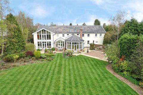 6 bedroom detached house for sale - Prestbury Road, Wilmslow, Cheshire, SK9