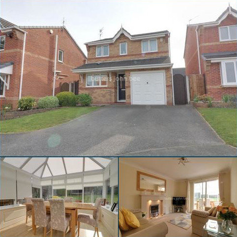 3 bedroom detached house for sale - Wentworth Grove, Winsford