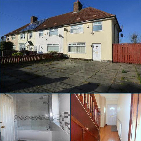 3 bedroom terraced house for sale - Ashbury Road, Page Moss, Liverpool