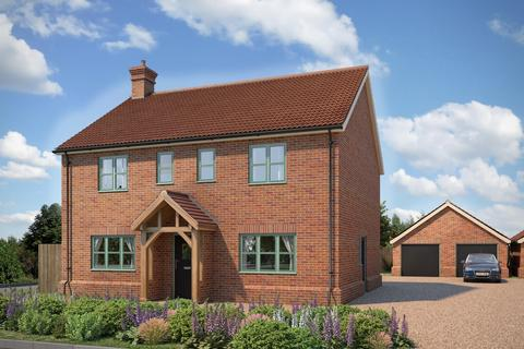 4 bedroom detached house for sale - Badwell Ash , Bury St Edmunds  IP31