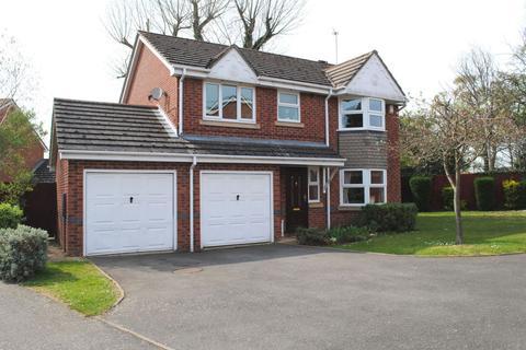 4 bedroom detached house for sale - Jenner Crescent, Kingsthorpe, Northampton NN2 8NB