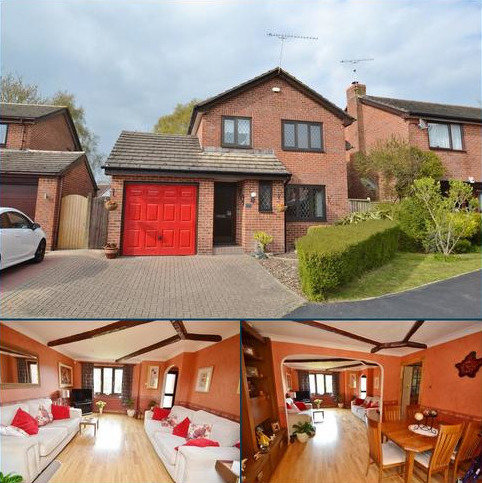 3 bedroom detached house for sale - Canford Heath West