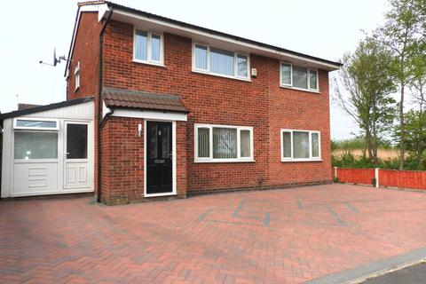 4 bedroom detached house for sale - Linnet Way, Shevington Park